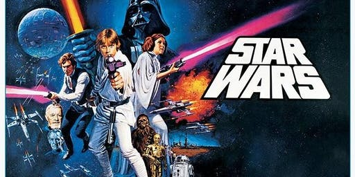 "Kids Club-Tues. Sept. 17, Wed. Sept. 18, Thurs. Sept. 19 ""Star Wars!"""