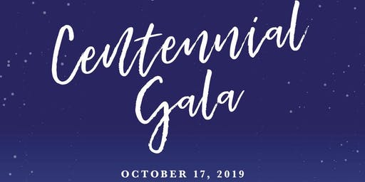 New York City Centennial Gala 2019