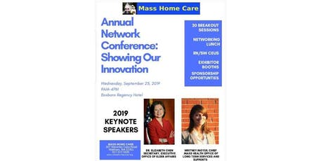 Mass Home Care - Annual Network Conference tickets