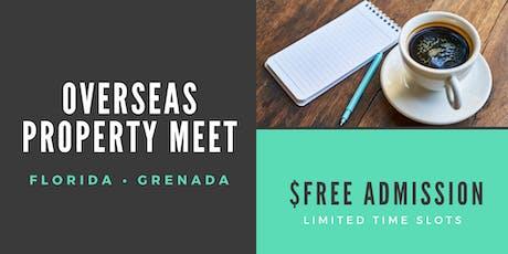 Overseas Property Investment  - Florida | Grenada tickets
