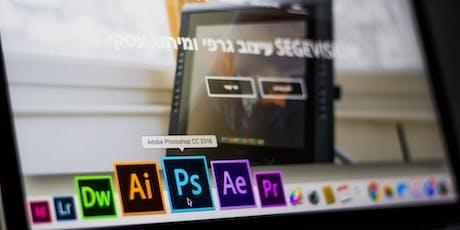Corso Photoshop base biglietti