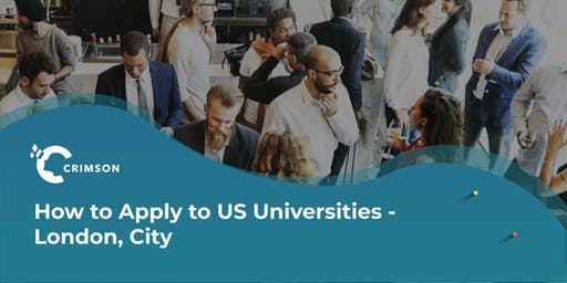 How to Apply to US Universities - London, City