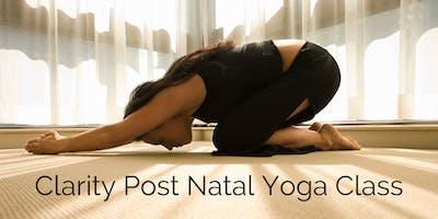 Post Natal Yoga Class