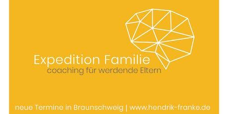 Expedition Familie | coaching für werdende Eltern Tickets