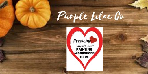 Frenchic Furniture Painting Workshop