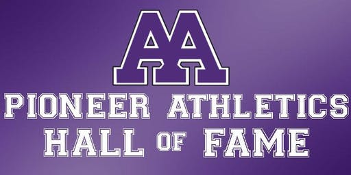 AA Pioneer Hall of Fame Induction 2019