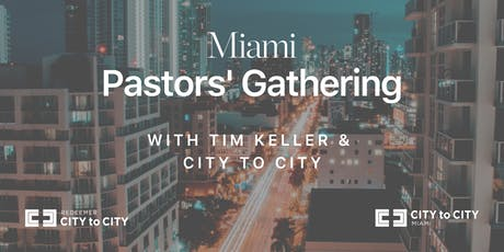 Miami Pastors Gathering tickets
