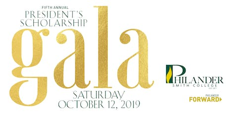 5th Annual President's Scholarship Gala tickets
