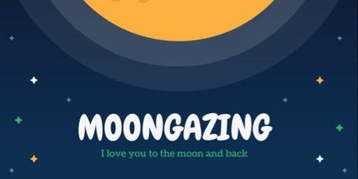 (Full) Moon Gazing Meditation
