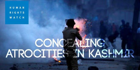 Kashmir Rally at UN tickets