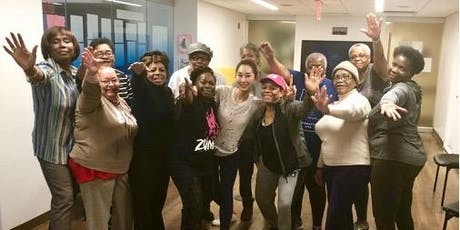 Moving for Life Dance Exercise Class @ Emblem Health Crown Heights tickets