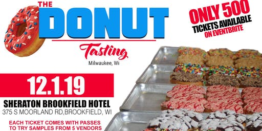 2nd Annual Donut Tasting