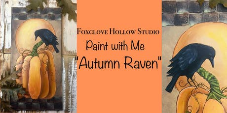 Paint with Me- Autumn Raven tickets