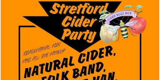 Stretford Cider Party