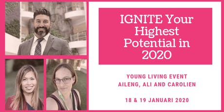 Ignite your highest potential in 2020 tickets