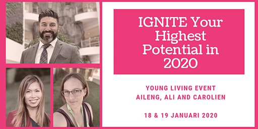 Ignite your highest potential in 2020