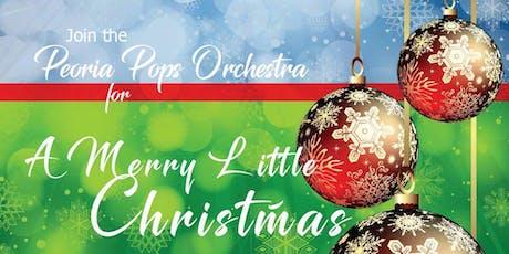 A Merry Little Christmas tickets