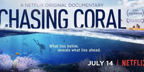 Documentary: Chasing Coral tickets