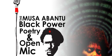 Black Power Poetry: Celebrating the Beauty of the African Woman tickets