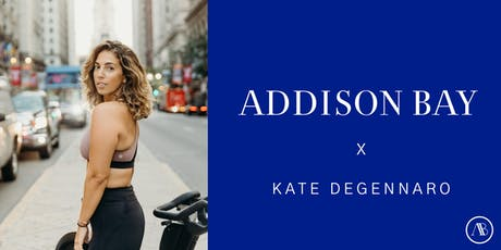 Addison Bay x Kate DeGennaro tickets
