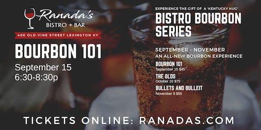 Bourbon 101: Introduction to Bourbon