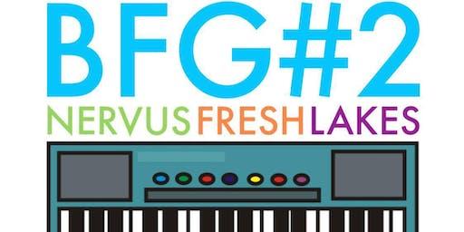 The Big Friendly Gig #2: Nervus, Lakes and Lyoness
