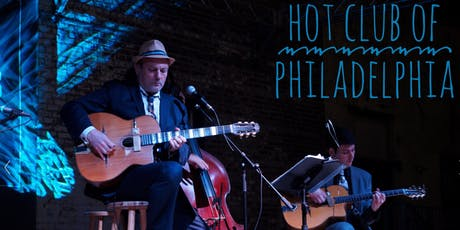 Concerts At The College presents The Hot Club of Philadelphia tickets