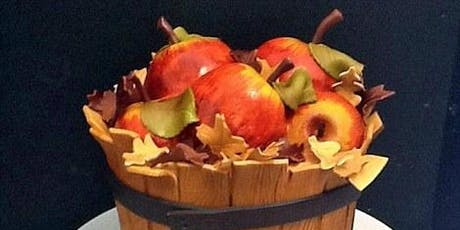 Adult Fall Cake decorating class tickets