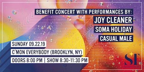 Saavan's Trust Benefit Concert tickets