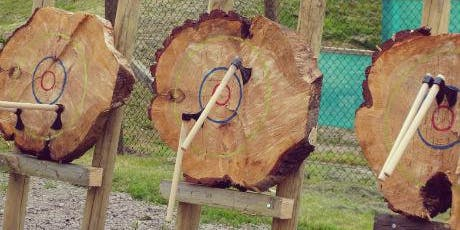 The UCPL Presents: AXE THROWING
