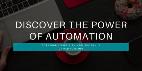 Discover the Power of Automation tickets
