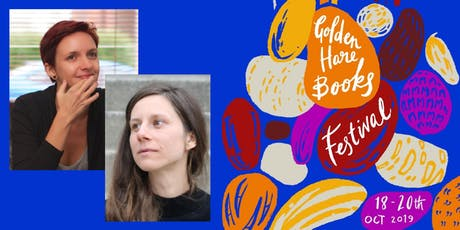 DISCUSSION GROUP: The Body, for Writers - Camilla Grudova and Heather Parry tickets