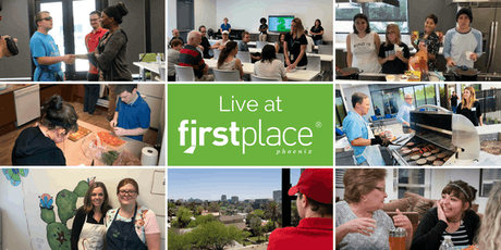 Explore First Place–Phoenix - September 23 tickets
