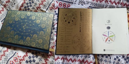 Copy of The Creative and Healing Power of Journaling