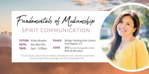 Fundimentals of Mediumship - Spirit Communication