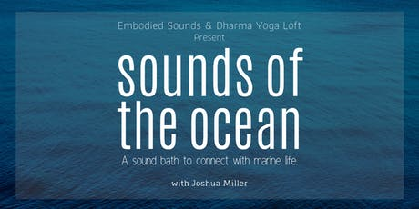 Sounds of the Ocean tickets