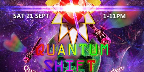 Quantum Shift Autumn Equinox Conscious Party + Healing Garden Wellness Festival tickets