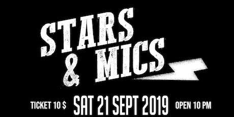 Slab Cypher Presents: Stars & Mics #ATHENS tickets
