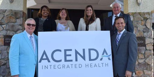 Volunteering with Acenda Integrated Health (Merged with Robin's Nest)