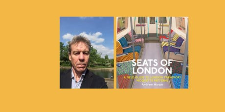 Seats of London by Andrew Martin tickets