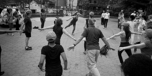 Moving for Life Dance Exercise Class @ John Jay Park