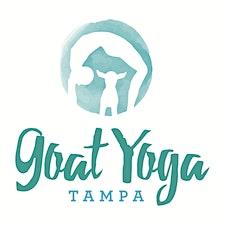 Goat Yoga Tampa logo
