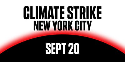 event image Climate Strike NYC: A Call to Action, Sept 20 Fri 12 pm