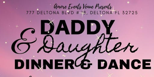 Daddy & Daughter Dinner & Dance