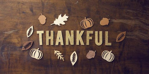 Everyone Thankful Fundraiser - Dinner, Silent Auction & Trivia Contest