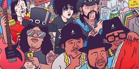 The Rock 'N' Roll Flea Market tickets
