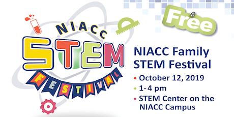 NIACC STEM Festival tickets