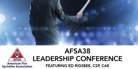 AFSA38 Leadership Conference tickets
