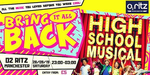 High School Musical Party! Manchester - O2 Ritz