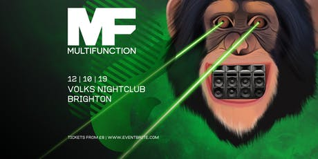 Multi Function | Saturday 12th October tickets